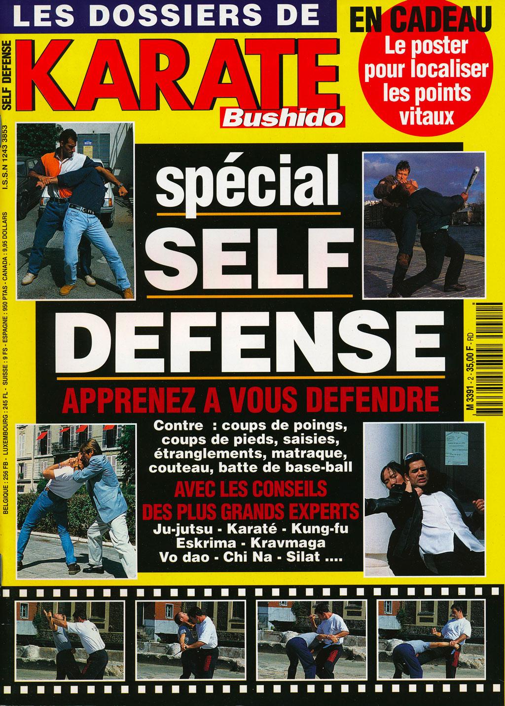 Self défense sur saisie