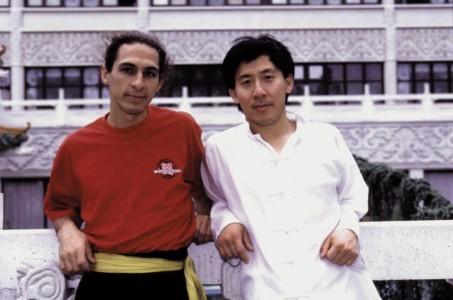 Didier Beddar & Chang Xing Liang (1)