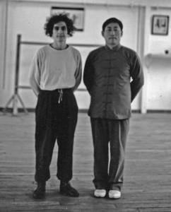 Didier Beddar & Chen Xiao Wang