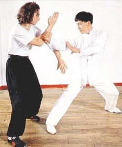 Didier Beddar & Chang Xing Liang (2)