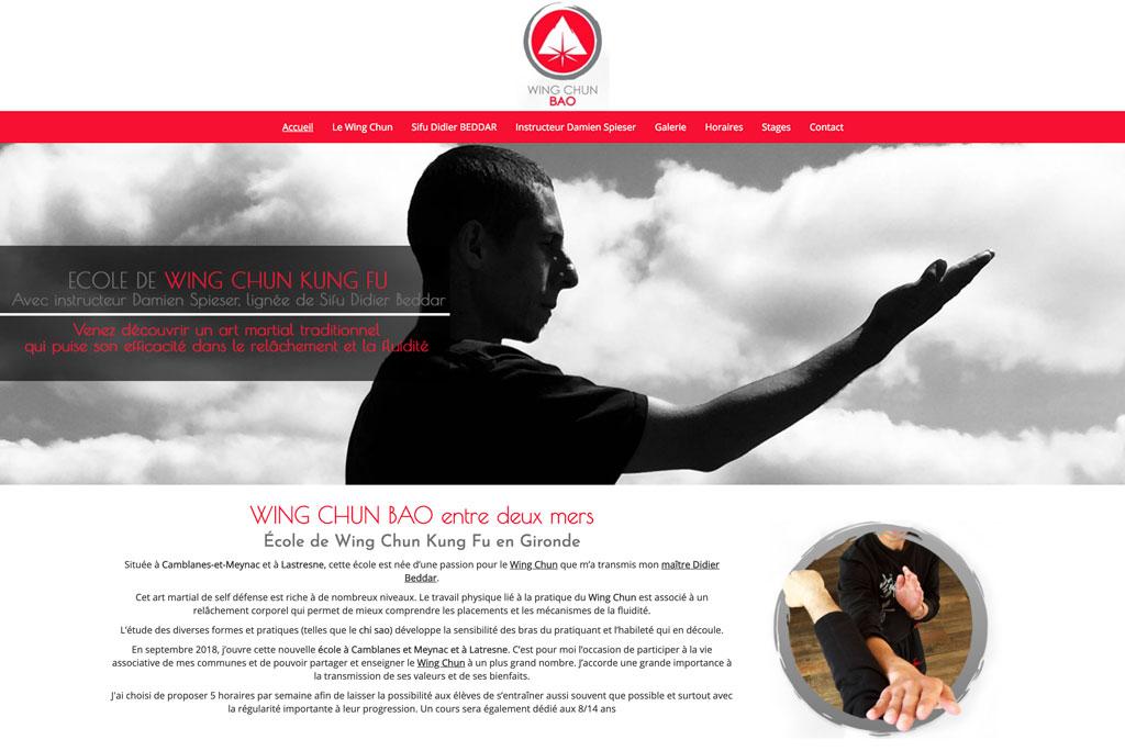 Wing Chun BAO