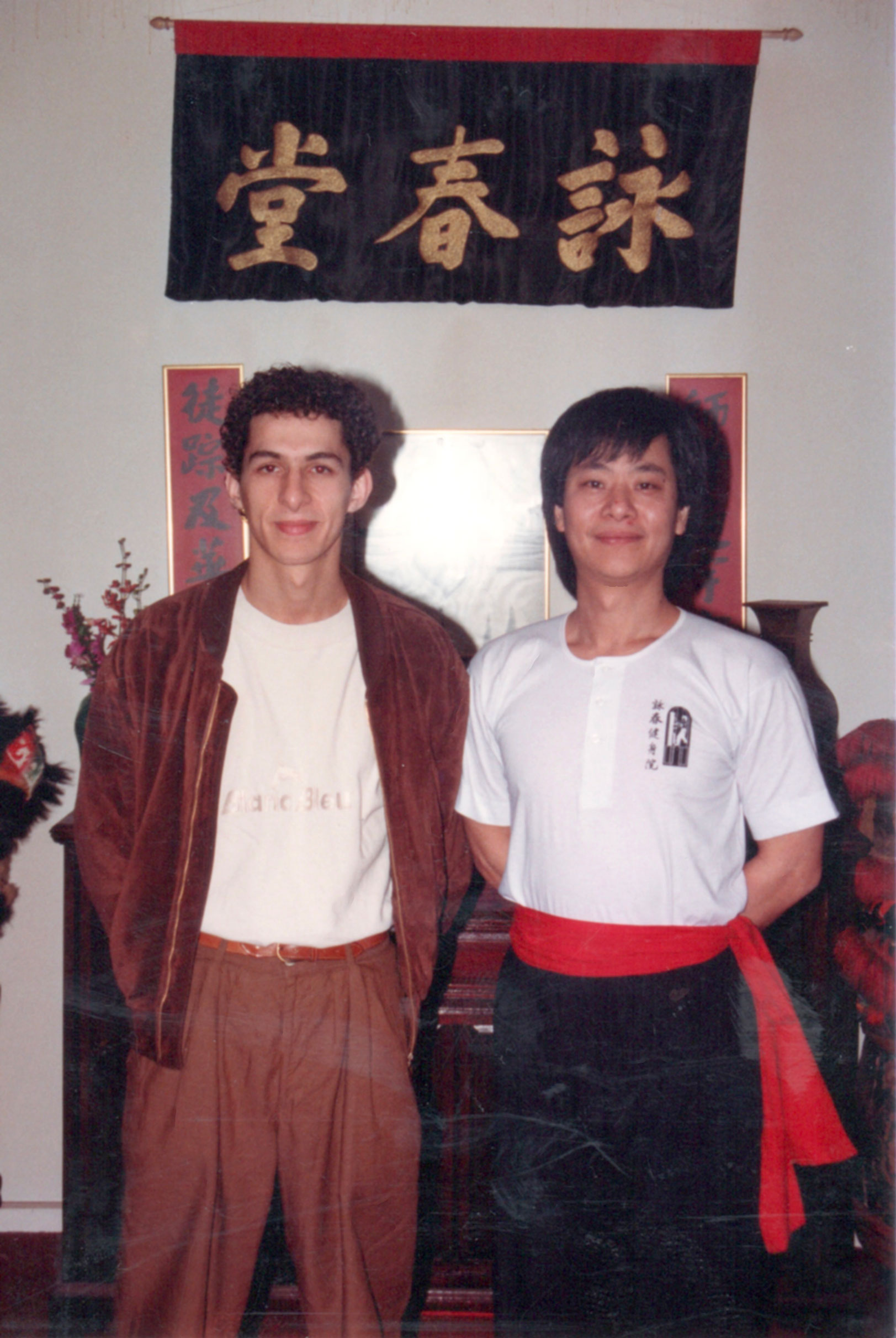 Didier Beddar & David Cheung