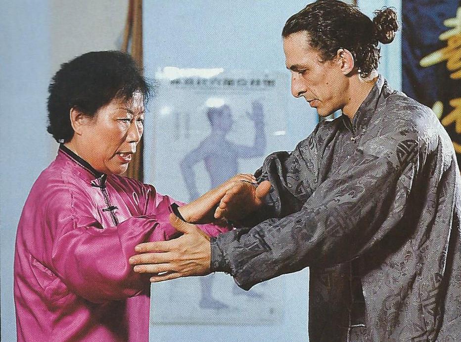 Didier Beddar & Kan Guixiang