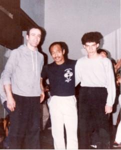 Fred Bohm, Dan Inosanto, Didier Beddar
