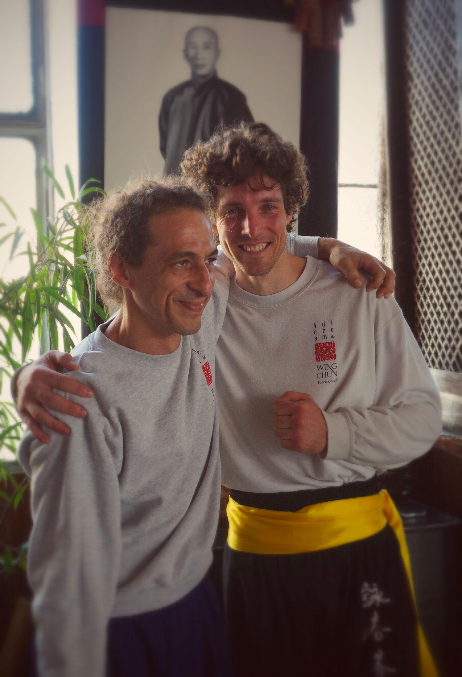 Didier Beddar & Johan Merley
