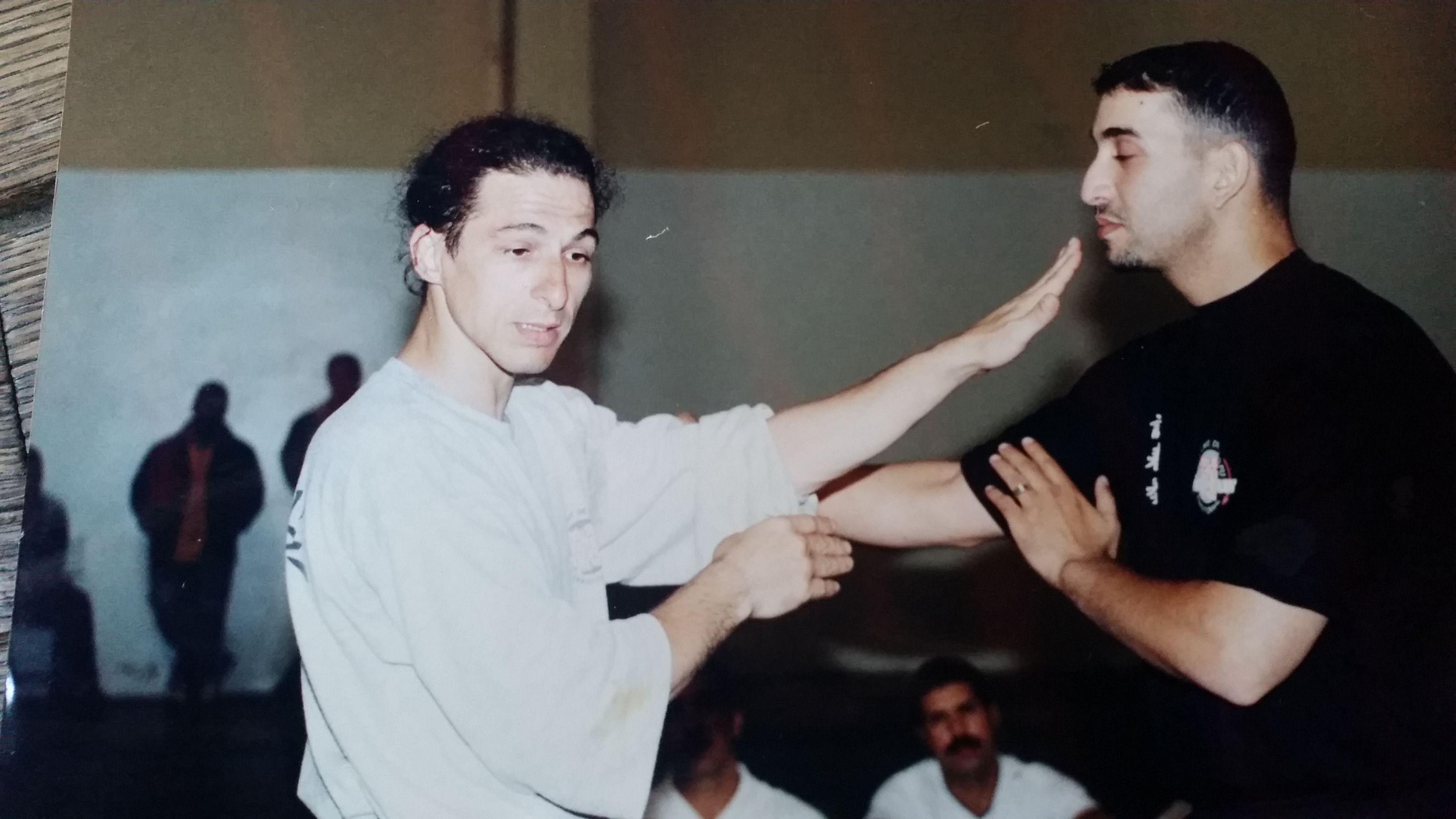 Didier Beddar & Mohamed Targuisti