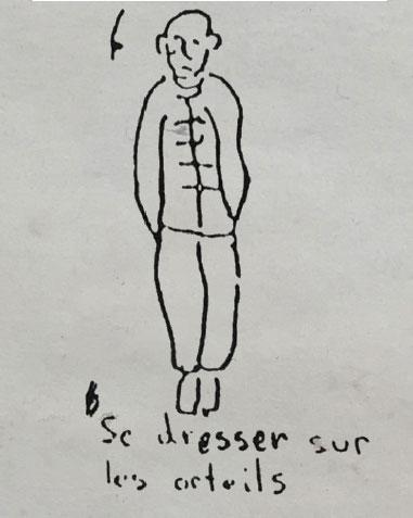 Ba Duan Jin - Figure 6