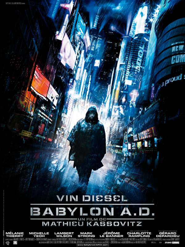2008 - Babylon A.D. Sifu Didier Beddar