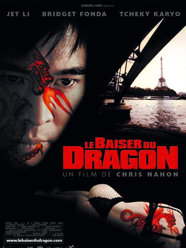 2001 - Baiser mortel du Dragon Sifu Didier Beddar