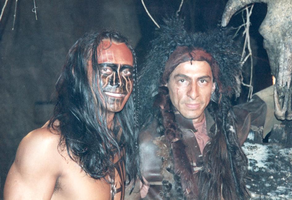2001 - Le Pacte des Loups Sifu Didier Beddar