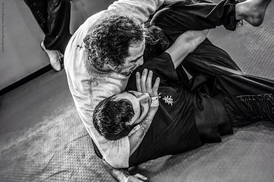 Jujitsu - Sifu Didier Beddar